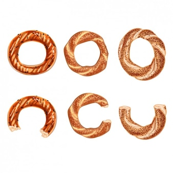 Bagel Colecction turco
