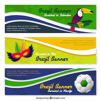 Banner Carnevale pacco