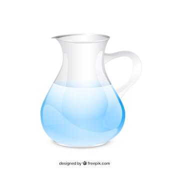 Brocca di acqua