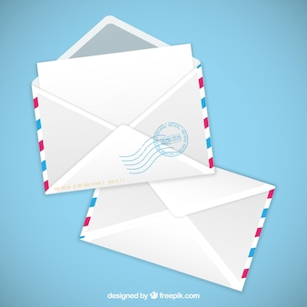 Buste di posta Air