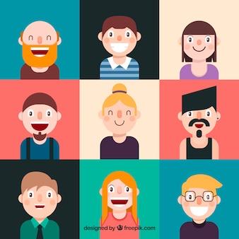 Carino collezione avatar
