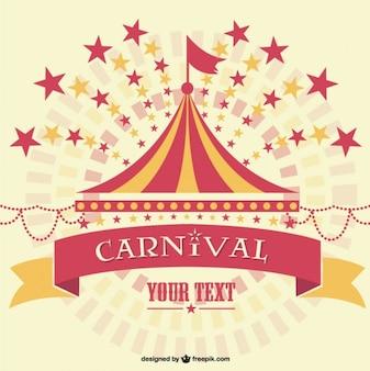 Carnevale grafica vettoriale