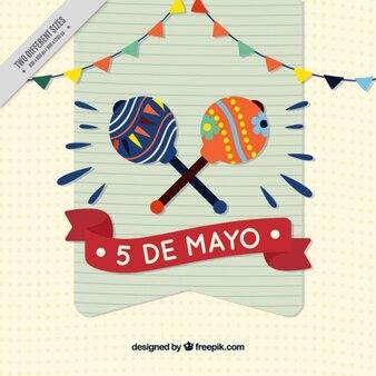 Cinco de Mayo sfondo