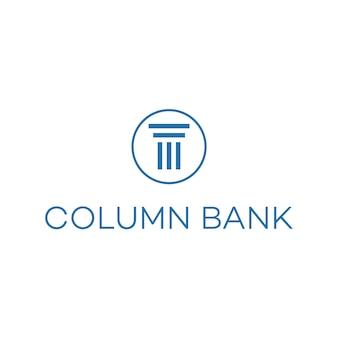 Colonna logo design