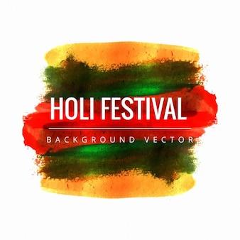 Colorful Holi Festival di sfondo
