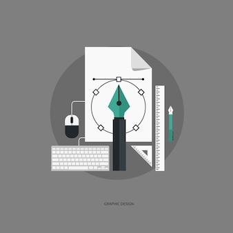 Concept design grafico