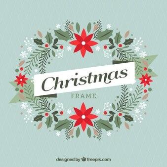 Cornice Ghirlanda di Natale