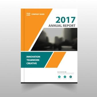 Design Book modello di copertina