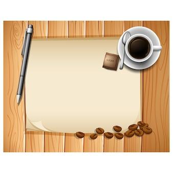 Design Caffè sfondo