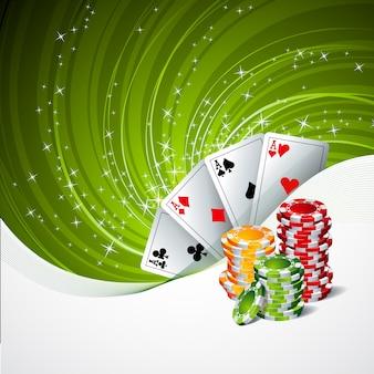 Design Casino backgorund