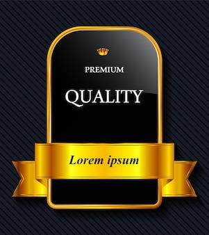 Design di logo di qualità premium