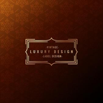 Design Premium etichette