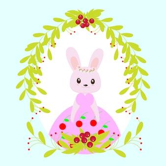 Disegno di sfondo di Pasqua