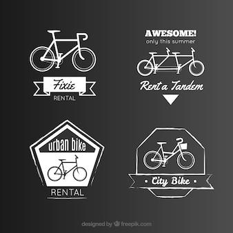 Distintivi Bike