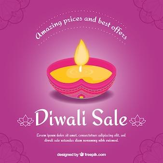 Diwali vendita sfondo