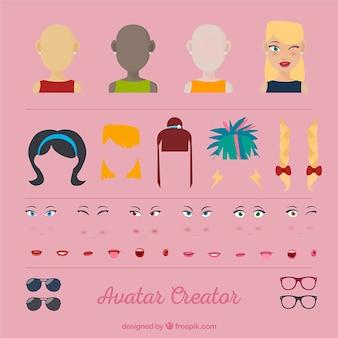 donna Avatar Creator