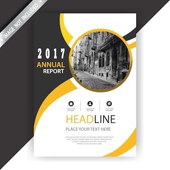 Elegante brochure aziendale