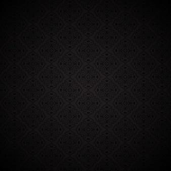 Elegante sfondo con pattern di stile damasco