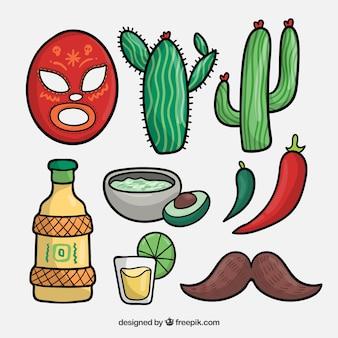 Elementi creativi messicani