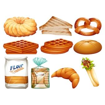 Elementi da forno collezione