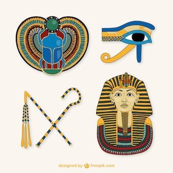 Elementi della cultura egiziano