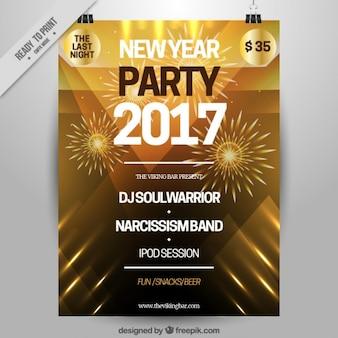 Estratto brochure del 2017 partito di nuovo anno
