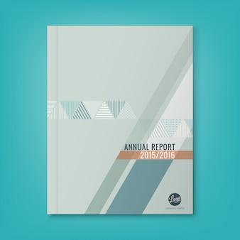 Estratto triangolo stripe forma sfondo per rapporto del libro manifesto opuscolo copertura volantino annuale affari