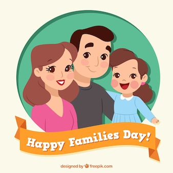 Famiglia day background