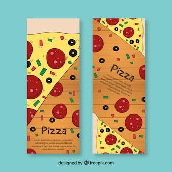 Flyer di pizza