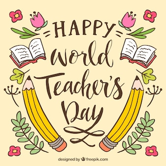 Giornata felice dell'insegnante