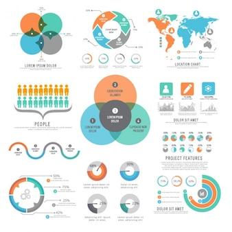 Grafici utili per infografica