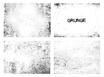 Grunge texture raccolta
