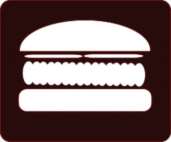 Hamburger icona