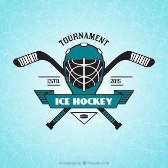 Hockey su ghiaccio insegne
