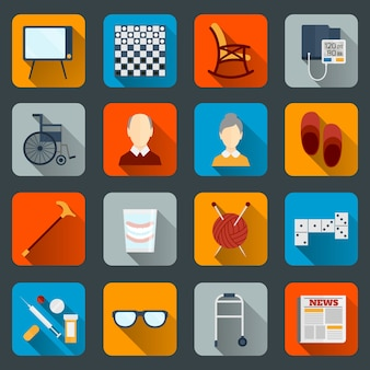I vecchi Icons Collection