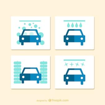 Icona di autolavaggio