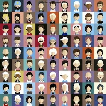 Icone Personaggi