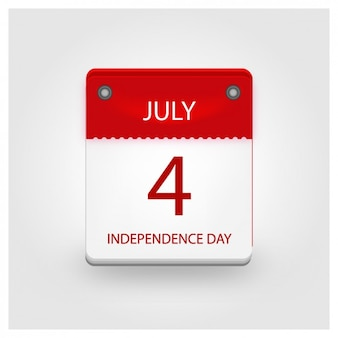 Independence Day Calendario