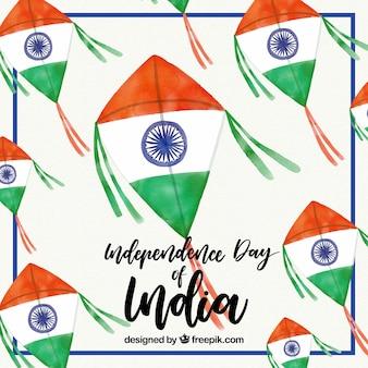 India sfondo aquilone aquilone