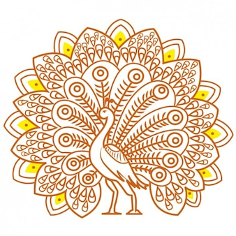 Indiano ornamentali Turchia