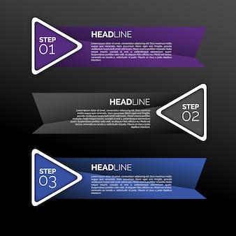 Infografica Template Design