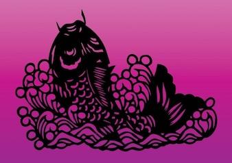 Koi pesce