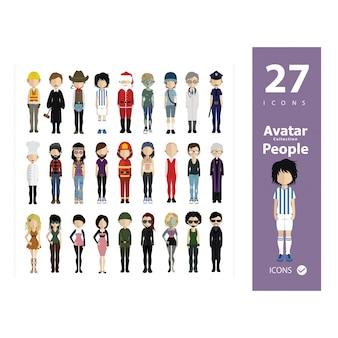 La gente di raccolta avatar