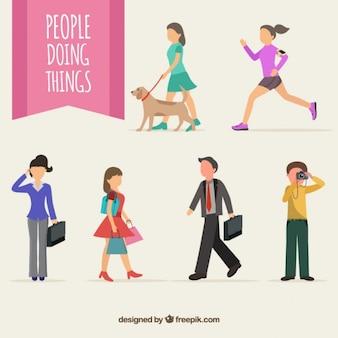 Le persone che fanno cose