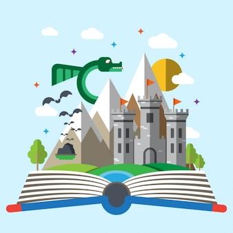 Libro di storia per bambini