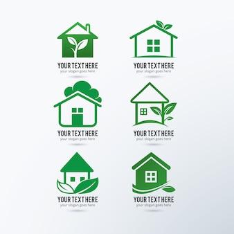 Loghi collezione Eco