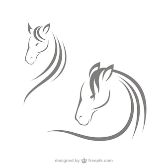 Loghi testa di cavallo