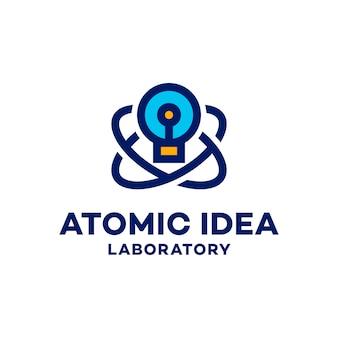 Logo Atomico Idea