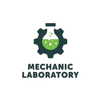Logo del laboratorio di ingranaggi