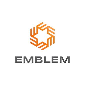 Logo del simbolo dell'emblema